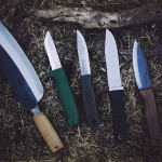 Knife Drop: Thomas' Favourite Outdoor Knives