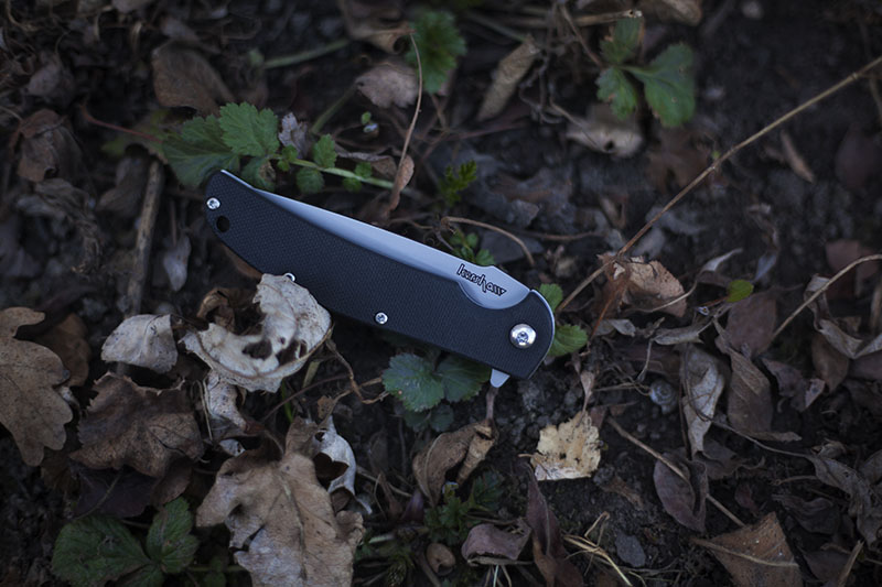 more than just surviving folding flipper kershaw chill review