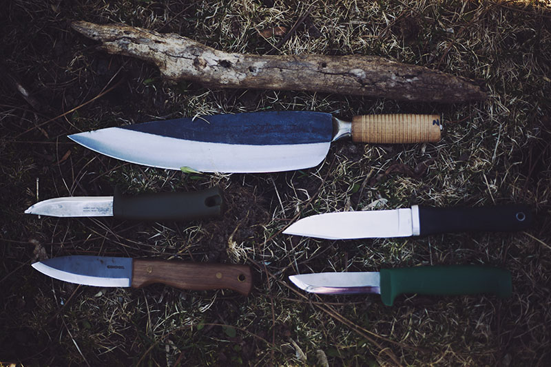 knife forging article how are bladesmith knives made strength