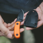 ESEE Candiru Small Outdoor EDC Neck Knife Review