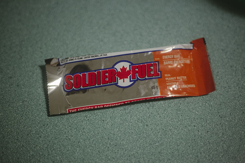 tasting soldier food mre meal ready to eat review prepper survivalist blog