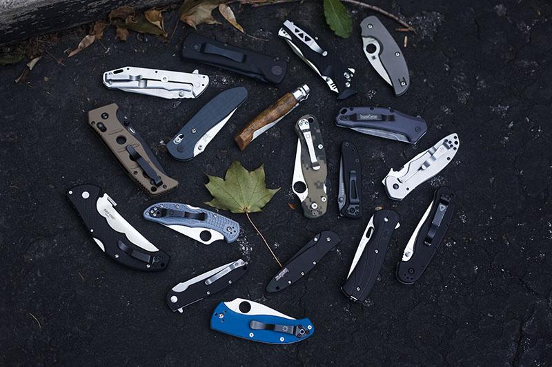 best folding knife everyday carry pocket knife list