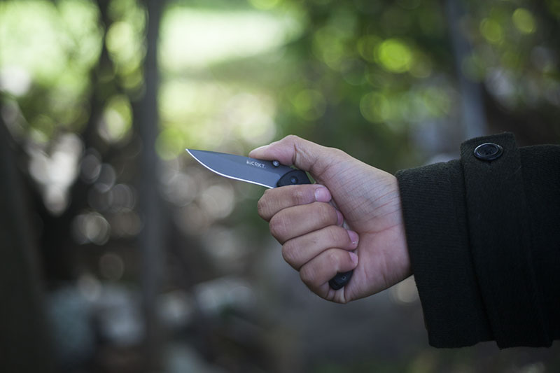 prepper survivalist blog folding knife review crkt drifter