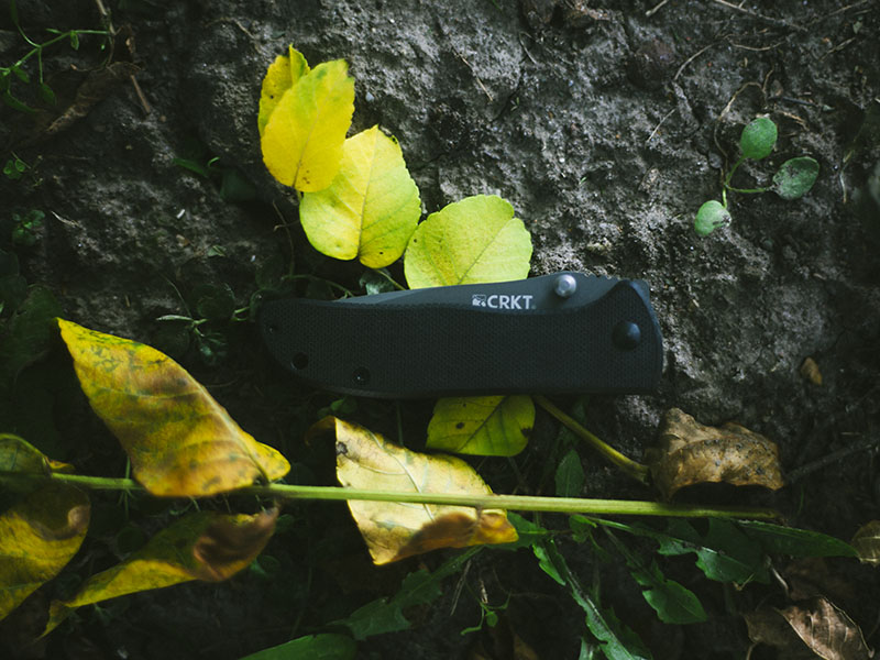 survival blog gear crkt drifter review folding liner lock knife