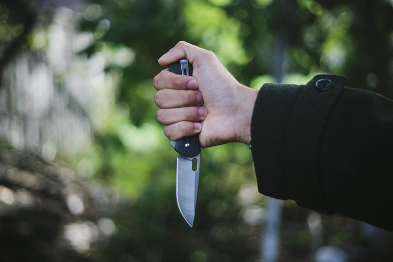 edc pocket knife buck vantage select large review