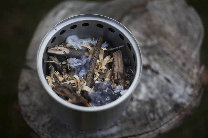 hiking solo stove review camping outdoors survivalist gear prepper blog