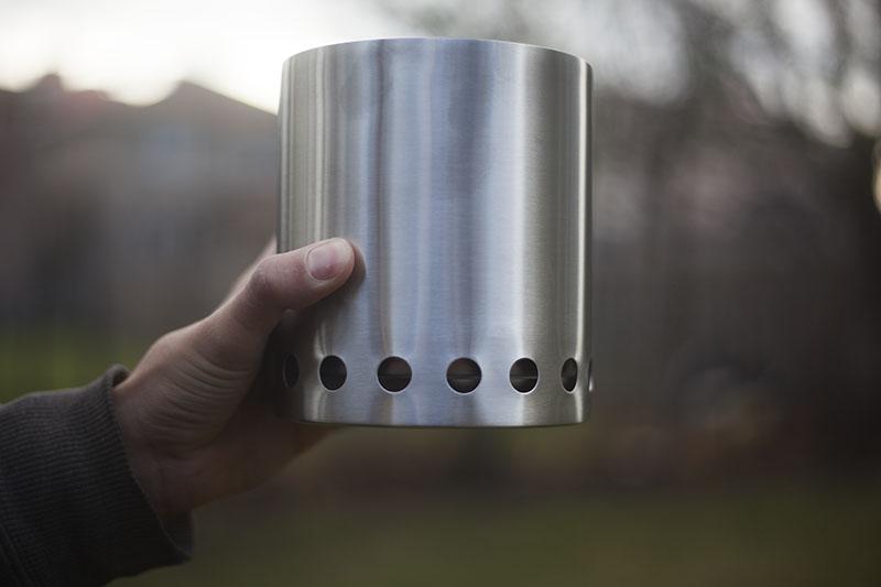 survivalist blog prepper gear solo stove review titan camping