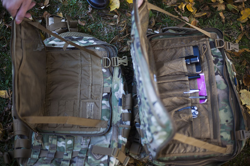 prepper blog tactical bag review molle hazard 4 officer multicam