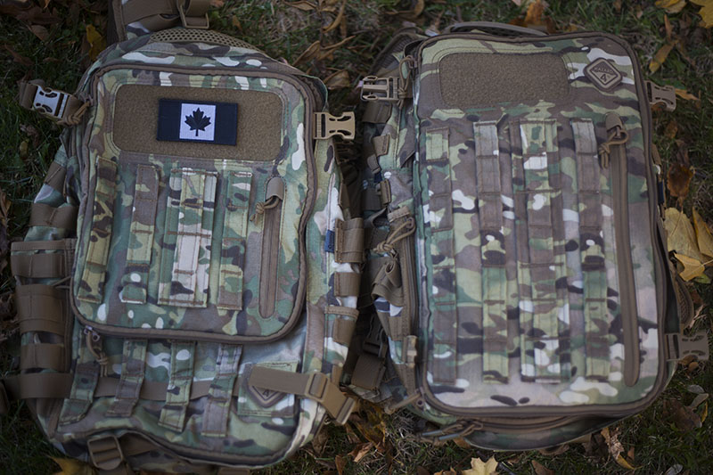 tactical pack gear review hazard 4 officer molle