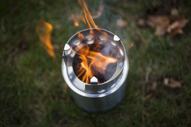 prepper blog survivalist gear wood burning solo stove review wilderness survival
