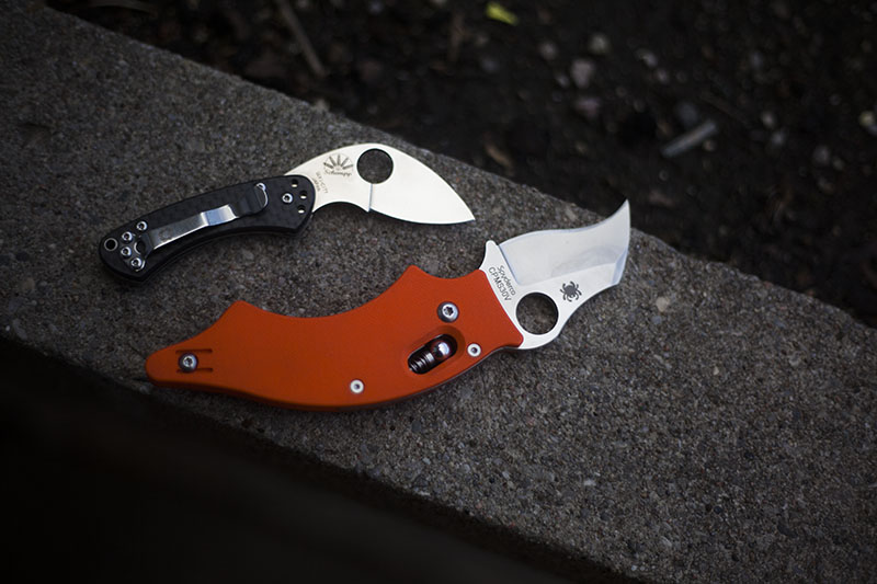 unique spydies best spyderco knives list more than just surviving