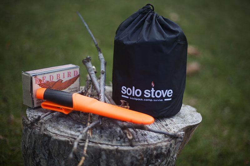 solo stove review wood burner titan survivalist prepper blog