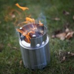 Solo Stove Titan Wood Burning Camp Stove Review