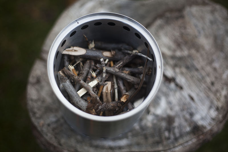 survivalist blog wood burning solo stove review titan prepper gear