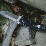 SOG Vulcan Tanto Arc-Lock Folding EDC Knife Review