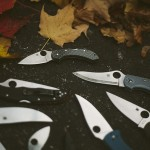 Knife Drop: Best Spyderco Knives Image Outtakes