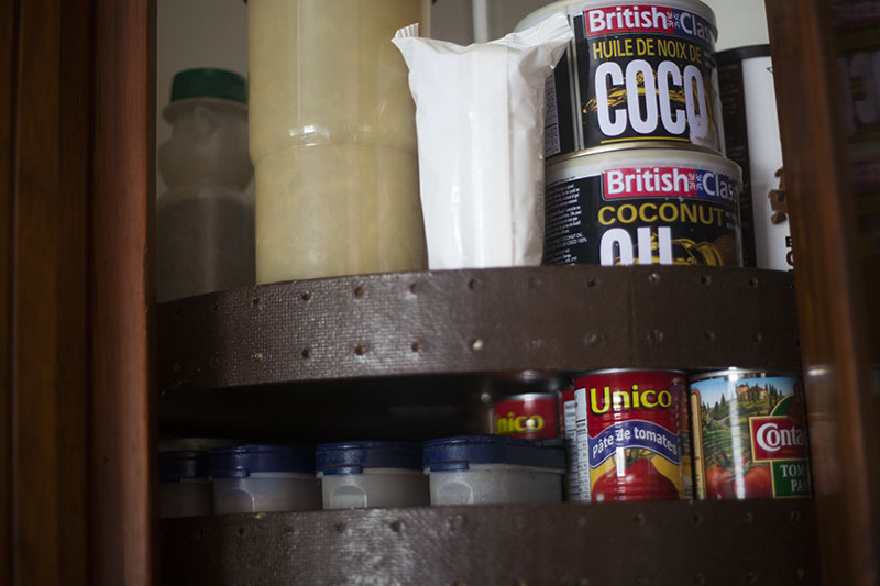 rotating through food stockpile prepper storage survival foods