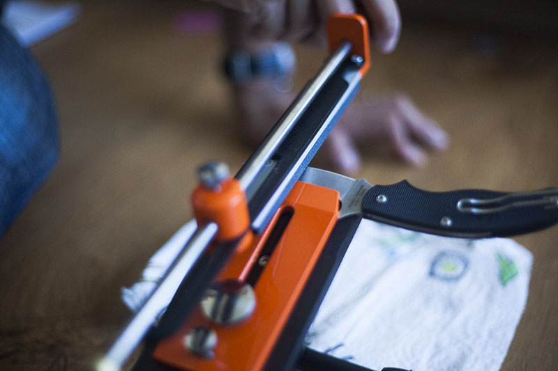 survival gear blog review hapstone pro knife sharpener