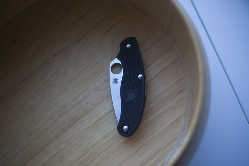 slipjoint pocket knife review edc uk legal ukpk penknife spyderco review