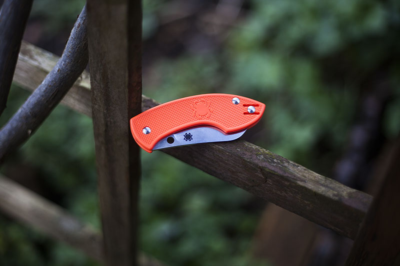 folding pocket knife spyderco pingo slip joint folder gear review