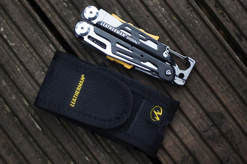 everyday carry survivalist prepper outdoorsmen edc gear leatherman review