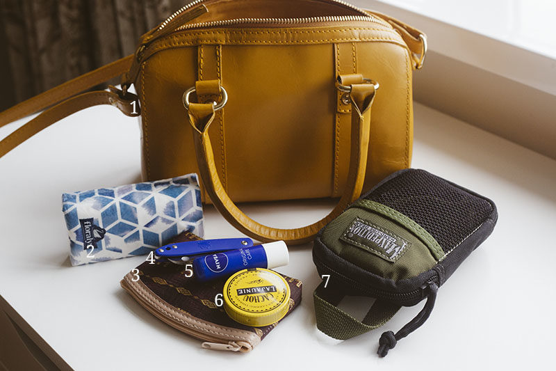 How Often Do You Change the Gear You Everyday Carry?