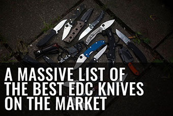 top knives best edcs on the market