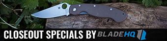 closeout knife gear sales at blade hq