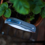 Boker Plus Exskelibur I Titanium Framelock Knife Review