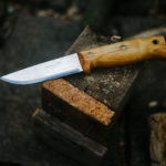 Helle Temagami Les Stroud Survival Knife Review