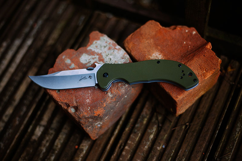 Kershaw Emerson CQC-10K Folding EDC Knife Review