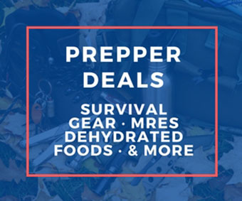 prepper gear deals survival sales