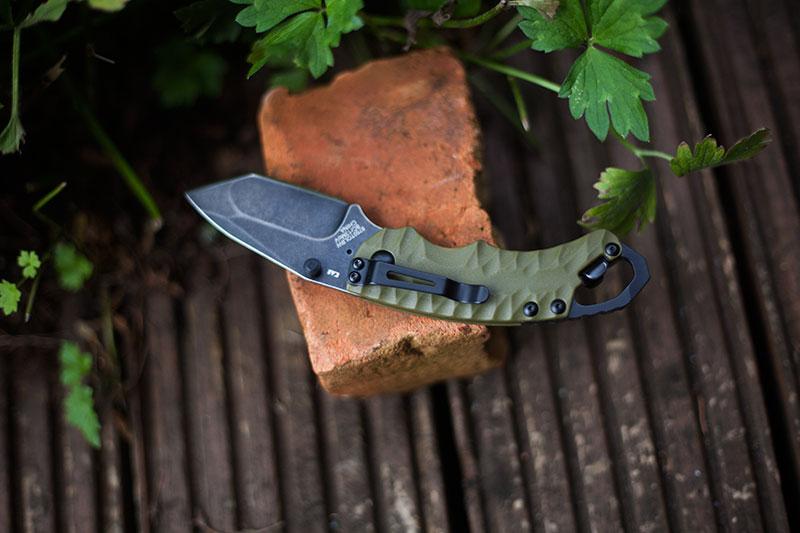 Kershaw Shuffle II Blackwash Multi-Function EDC Knife Review