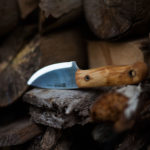 Helle Mandra Les Stroud Small Bushcraft Knife Review
