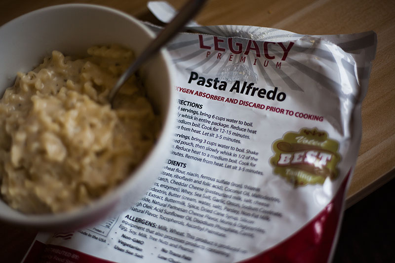 legacy-food-storage-pasta-alfredo-review
