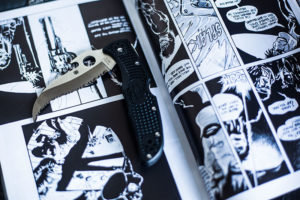 spyderco-matriarch-folding-knife-on-the-crow-comic