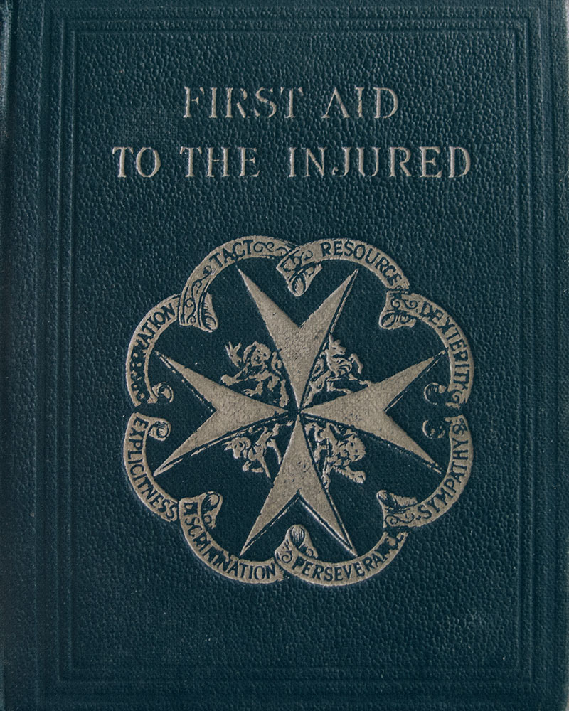 old-first-aid-book-st-johns-ambulance